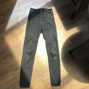 LF High waist denim CARMAR skinny jeans